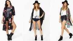 Yeni Trend Kimono Modelleri