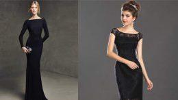 Siyah Abiye Modelleri Yeni Sezon