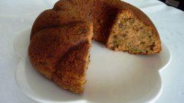 Üzümlü Tarçınlı Kek Tarifi