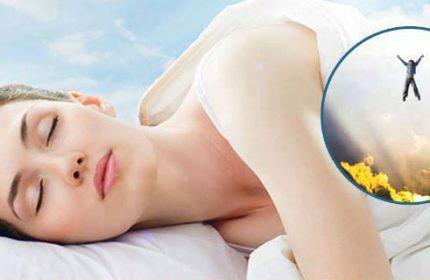 Uyurken Birden Boşluğa Düşme Hissi Neden Olur