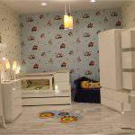özel Bebek Odası Tasarımları