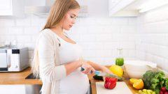 Hamileler yazın nasıl beslenmeli