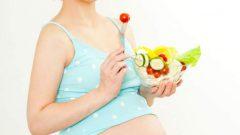 Hamilelikte beslenme rehberi