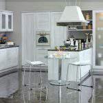 beyaz Kelebek Mutfak Modelleri