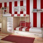 ikiz Genç Odası Dekorasyonu