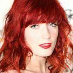 kızıl 2016 Saç Modelleri