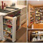 Kullanışlı Mutfak Dekorasyonu Fikirleri