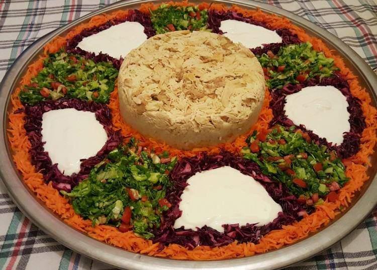 действительно хотели маклюбе рецепт с фото турецкое блюдо претендую подробнейшее