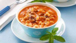 Mantılı Kolay Çorba