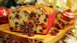 Meyveli Kek
