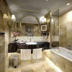 Otel Banyo Dekorasyonu