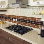 parlak Mutfak Tezgahı Modelleri