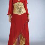ucuz 2016 Kına Elbiseleri
