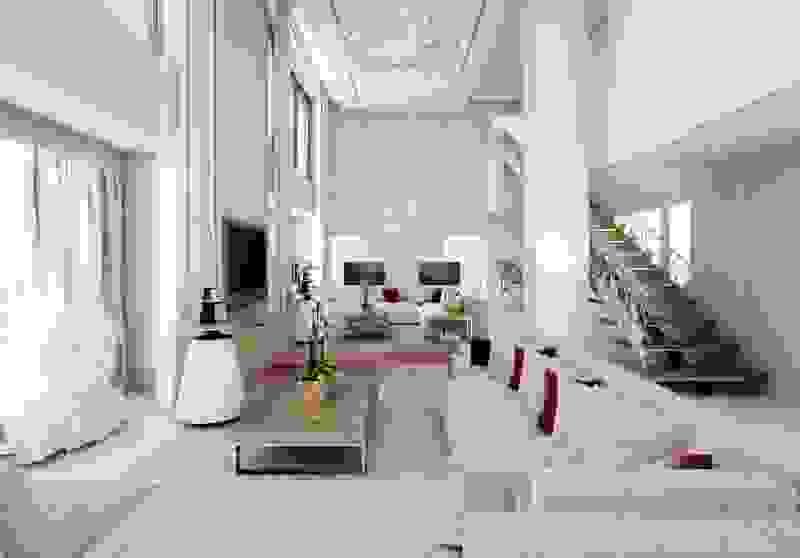 villa Salon dekorasyonu önerileri