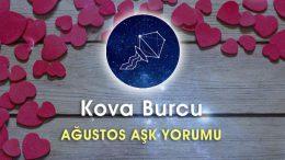 Kova Burcu Ağustos Ayı Aşk Yorumu