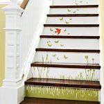 Merdiven Resimli Dekorasyonu