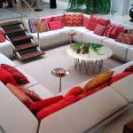 İlginç Oturma Odası Dekorasyonu