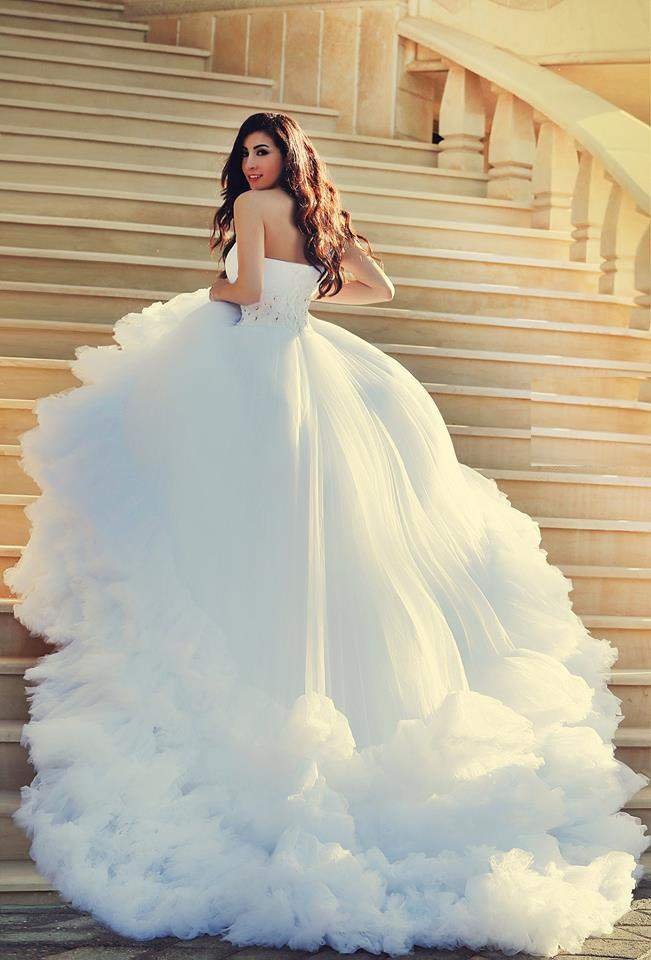 Пышные свадебные платья магазин