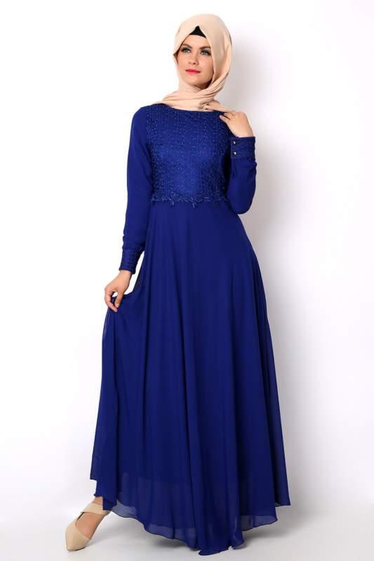 89ffd1b8267f6 sade Diz Altı Elbise Modelleri