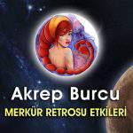 Akrep Burcu Merkür Retrosu 2016