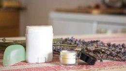 Ev Yapımı Deodorant Nasıl Yapılır ?