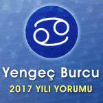 Yengeç Burcu 2017 Yorumu