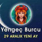 Yengeç Burcu 29 Aralık Yeni Ay Etkileri