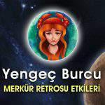 Yengeç Burcu Merkür Retrosu 2016