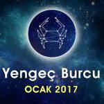 Yengeç Burcu Ocak 2017 Yorumu