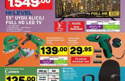A101 30 Ocak Aktüel Ürünler