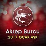 Akrep Burcu Ocak 2017 Aşk Yorumu