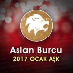 Aslan Burcu Ocak 2017 Aşk Yorumu