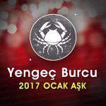 Yengeç Burcu Ocak 2017 Aşk Yorumu