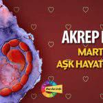 Akrep Burcu Mart 2017 Aşk Yorumu