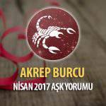 Akrep Burcu Nisan 2017 Aşk Yorumu