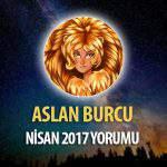 Aslan Burcu Nisan 2017 Yorumu