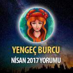Yengeç Burcu Nisan 2017 Yorumu