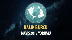 Balık Burcu Mayıs 2017 Yorumu