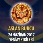 Aslan Burcu 24 Haziran 2017 Yeniay Etkileri