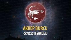 Akrep Burcu Ocak 2018 Yorumu