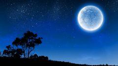 31 Ocak 2018 Süper Mavi Kanlı Ay Tutulması