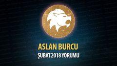 Aslan Burcu Şubat 2018 Yorumu
