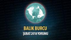 Balık Burcu Şubat 2018 Yorumu