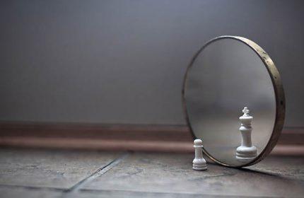 Kahve Falında Ayna