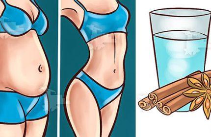 Tarçınlı Su İle 1 Haftada 5 Kilo