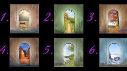 Hangi Kapıdan Girmek İsterdiniz ?