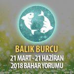 Balık Burcu 2018 İlkbahar Yorumu