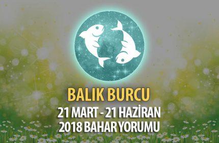 Balık Burcu 2018 Bahar Yorumu