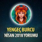 Yengeç Burcu Nisan 2018 Yorumu
