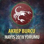 Akrep Burcu Mayıs 2018 Yorumu